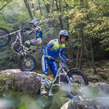 2018 SHERCO TRIAL MODELS
